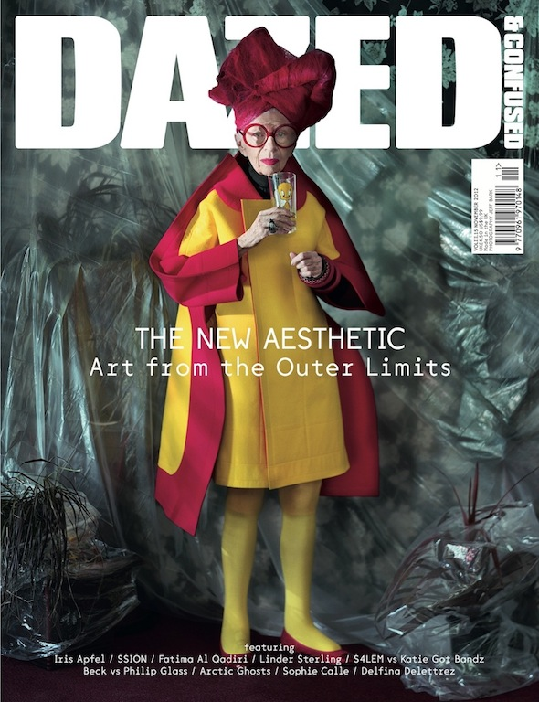 Age of Iris Apfel by Jeff Bark Dazed Confused Nov 2012