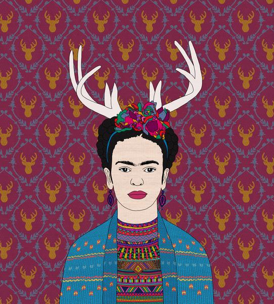 """""""Deer Frida"""""""